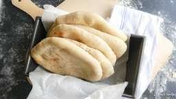 Les pains pitas maison