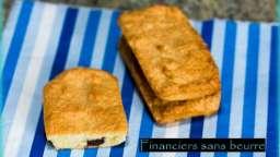 Financiers sans beurre
