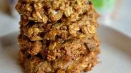 Muesli cookies à la compote de pomme
