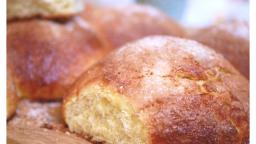 Brioches au sucre vénitiennes