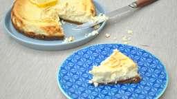 Cheesecake spéculoos yuzu citron