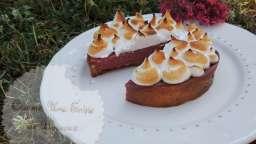 Tartelettes meringuées groseille cardamome