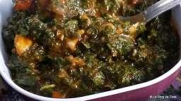 Chermoula au persil (marinade)