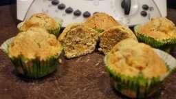 Muffins abricot nectarine