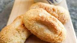 Biscuits aux amandes et citron Pizzicotti