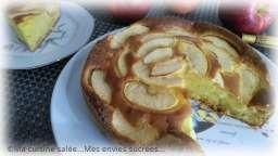 Gâteau Pommes - Mascapone - Ma cuisine salée ... Mes envies sucrées ...