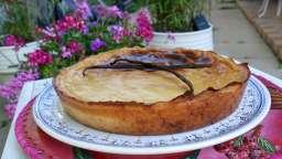 Flan pâtissier sans pâte - Nath' Chocolat