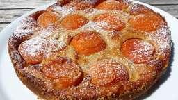 Clafoutis à la ricotta et aux abricots