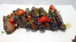 Canard grillé à la coréenne - Simple & Gourmand