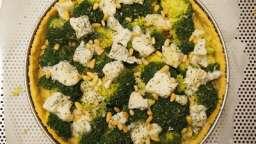 Tarte Brocoli & Gorgonzola - Cuisine et patisserie