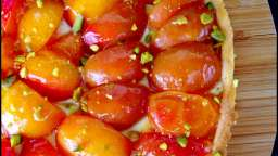 Tarte Pâtissière aux Abricots