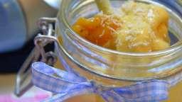 Frozen Yogurt à la mangue