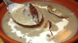 Velouté de cèpes