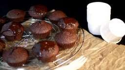Muffins au chocolat de Christophe Felder