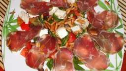 "Salade ""coppa-banana"""