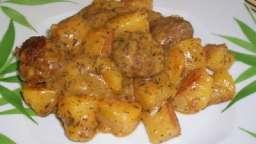 Boulettes de viande aux pommes de terre