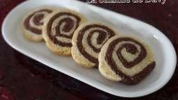 Spirales au chocolat