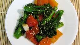 Légumes sautés à la vietnamienne