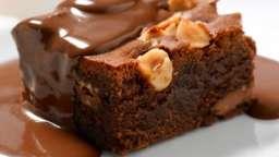 Brownies fondants aux 2 chocolats
