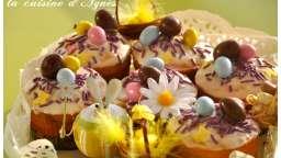 cupcakes de pâques