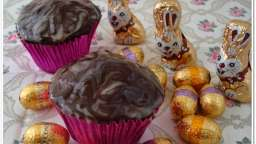 Cupcakes marbrés sans gluten