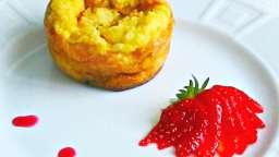 Petits gâteaux de pain rassis aux cranberries