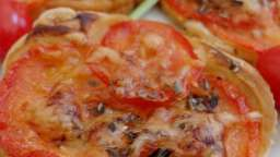 Tartelette Tomate Moutarde