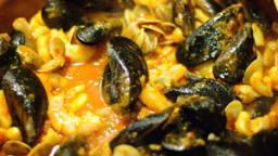 Fruits de mer épicés, à la péruvienne
