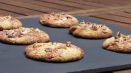 Cookies marbrés au Nutella