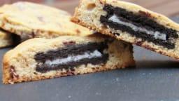 Cookies aux Oreos