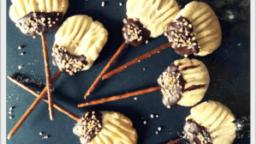 Biscuits Balais de sorcière