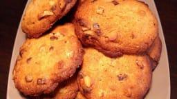Cookies crousti-fondant