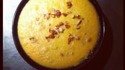 Compote de kakis aux amandes