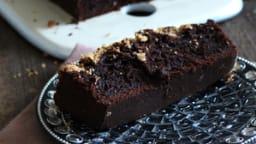 Big Cake au Chocolat et Crumble de noisettes