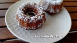Cake amande et chocolat