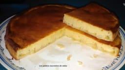 Galette briochée pomme - amandine