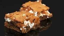 Gâteau chocolat marshmallow fluff