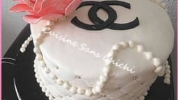 Gâteau à thème : Chanel