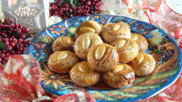 Biscuits aux amandes