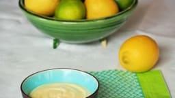 Mousse au citron
