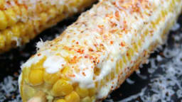 Epis de maïs à la mexicaine