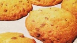 Les cookies noisette tonka