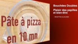 Pâte à pizza facile et complète