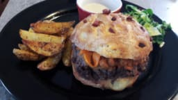 Mon burger de bourguignon
