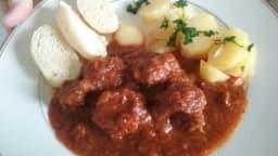 Goulash hongrois facile