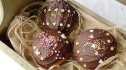 Beignets de Pâques au four