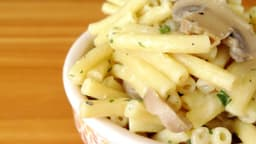 Pastasotto aux champignons