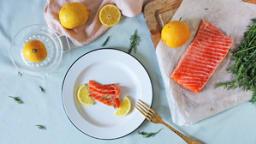 Gravlax - le saumon à la mode scandinave