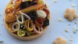 Tartelettes de légumes