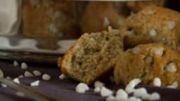 Gâteaux moelleux à la vanille